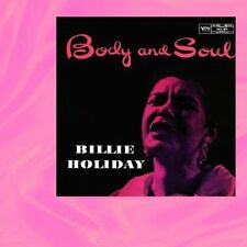 Body and Soul [Bonus Tracks] [Remaster] by Billie Holiday (CD, Mar-2002, Verve)