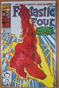 Fantastic Four #353