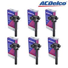 Set of 6 AcDelco Ignition Coil BS-C1148 For Honda Isuzu Acura Passport 98-01