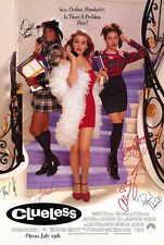 CLUELESS Movie MINI Promo POSTER B Alicia Silverstone Stacey Dash Paul Rudd