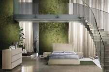 Luxus Schlafzimmer Set 4tlg. Bett + 2x Nachttisch +Kommode Moderne Design Betten