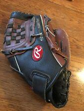 "Rawlings FP22SB Fast Pitch Softball Glove 12"" RHT GOOD SHAPE."