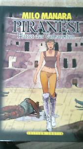 Comic für Erwachsene - PIRANESI - PLANET DER VERBANNTEN - von MILO MANARA - HC