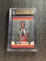 DAMIAN LILLARD 2012-13 NBA HOOPS #280 ROOKIE CARD BGS 9.5 GEM MINT PORTLAND RC