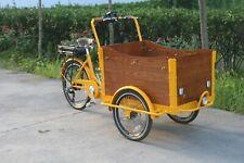 ELECTRIC TRIKE SCOOTER Triciclo MOTORINO Uk Legale Su Strada il titolo non imposta l'assicurazione JO1