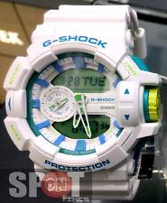 Casio G-Shock Early Summer Mint Green Men's Watch GA-400WG-7A