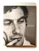USED Ayrton Senna Photo book, The First Decade, 2004 JAPAN vary rare F/S