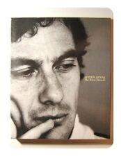 USED Ayrton Senna Photo book, The First Decade, 2004 JAPAN vary rare F/S