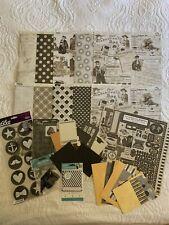 Scrapbook Graduation School Kit Lot 2- Jolee's Authentique Creative Memories