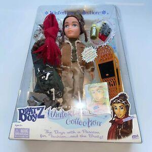 Bratz Boyz Doll Cameron Wintertime Collection New