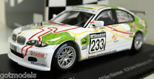 Minichamps 1/43 Scale 400 052433 BMW 320i E46 Nurburgring VLN 2005 Diecast car