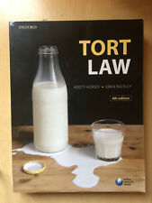 Tort Law by Kirsty Horsey, Erika Rackley (Paperback, 2015)