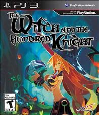 NEW Witch and the Hundred Knight -- Limited Edition (Sony PlayStation 3, 2014)