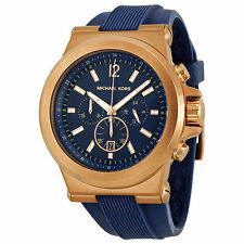 Michael Kors Round Wristwatches with Chronograph