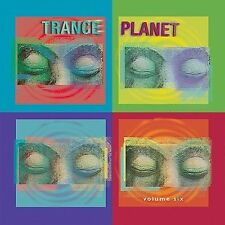 Trance Planet, Vol. 6 by Various Artists (CD, Sep-2002, Triloka)
