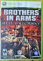 Brothers in Arms: Hell's Highway Xbox 360 Rated M Mature Gearbox Tested Ubisoft