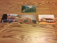 Ohio Amish Country Daily Life Postcard Lot (7) Unposted