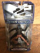 X-MEN 2 UNITED NIGHTCRAWLER COLLECTIBLE FIGURINE