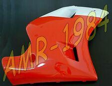 CARENA ANTERIORE DX APRILIA AF1 50 REP. 1992 COLORE BIANCO ROSSO  AP8231081