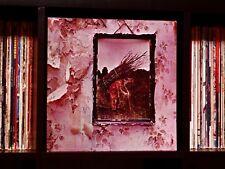 Led Zeppelin ♫ IV (Zoso) ♫ RARE CRC Club Press 🔥 EX Atlantic Records Vinyl LP