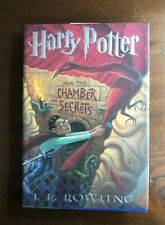 HARRY POTTER AND THE CHAMBER OF SECRETS Early Printing Sorceror's Error Misprint