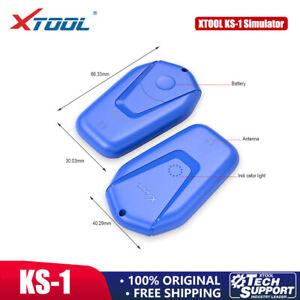 XTOOL KS-1 Smart Key Emulator For Toyota All Keys Lost Work PAD3 PS90 A80 KC501