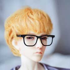 Black Bookman Glasses Prop  For 1/3 24in SD 70CM SD17 AOD LUTS DK BJD Doll