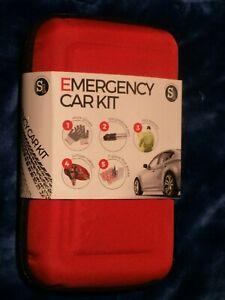 Car Emergency Auto Safety Kit, NEW