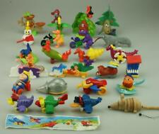 Lot of 24 Kinder Surprise Pieces All K00 Year 2000 era Paper D273