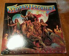Molly Hatchet  Take No Prisoners  Rock Vinyl  LP Record