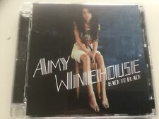 AMY WINEHOUSE BACK TO BLACK CD CLASSIC ALBUM REHAB LOVE IS A LOSING TEARS DRY