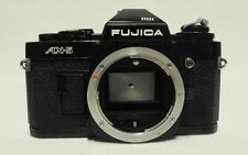 Vintage Black FUJICA AX-5 35mm SLR Film Camera Body Only Tested Meter Working