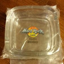 Hard Rock Cafe Taipei  2000 – Cigar / Cigarette  Ash Tray – Hard Rock Cafe Logo