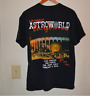 FINAL PRICE Travis Scott Astroworld Tour Merch 2019 T Shirt Men Black