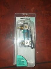Phonocar 4/490 Maxi Blade Fuse Holder With Volt Meter 50mm