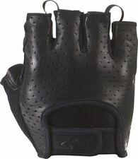 Lizard Skins Aramus Classic Gloves Short Finger Genuine Leather Gel Padding