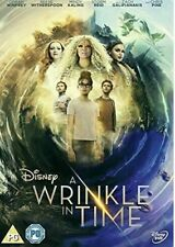 A Wrinkle In Time DVD Disney, Oprah Winfrey **brand new and sealed**