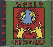 PAPA WEMBA BOB BERG GILBERTO GIL CAETANO VELOSO KIDJO CHRISTMAS CD 1996 SEALED