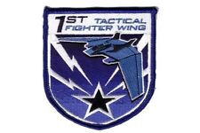 Atlantis 1st Tactical Fighter Wing Patch - Stargate
