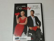 The Ugly Truth DVD 2009 Comedy Rated-R Katherine Heigl Gerard Butler