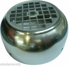 ELECTRIC MOTOR FAN COVER - FAN COWL, ELECTRIC MOTOR SPARES, FRAME SIZE 80