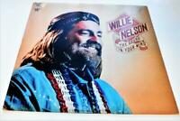 Willie Nelson The Sound In Your Mind 1976 CBS KC34092 Stereo Vinyl LP Strong VG+
