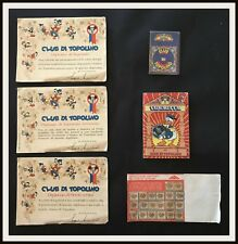 Allegati Club di Topolino - Anni '70 - DISNEYANA.IT
