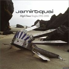JAMIROQUAI High Times Singles 1992-2006 (Gold Series) CD BRAND NEW Best Of