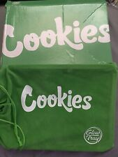 Cookies Glow Rolling Tray. Brand New. Bag Included