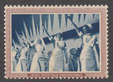 Ireland Irish Hospital Sweepstakes Cinderella Silver Jubilee Nurse Winners 1955