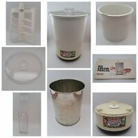 Waring Ice Cream Parlor Maker Sherbet Frozen Yogurt 11CF13 Replacement Parts