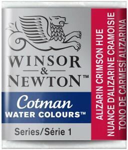 Winsor & Newton Cotman Water Colour Half Pans 40 Colours - Multibuy offers