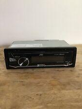 JVC KD-SX24BT Digital Media Bluetooth Receiver Car Stereo Dash MP3 USB AUX AM FM