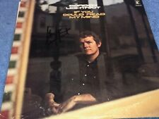 Gordon Lightfoot Signed Autographed If You Could Read My Mind Record Album LP